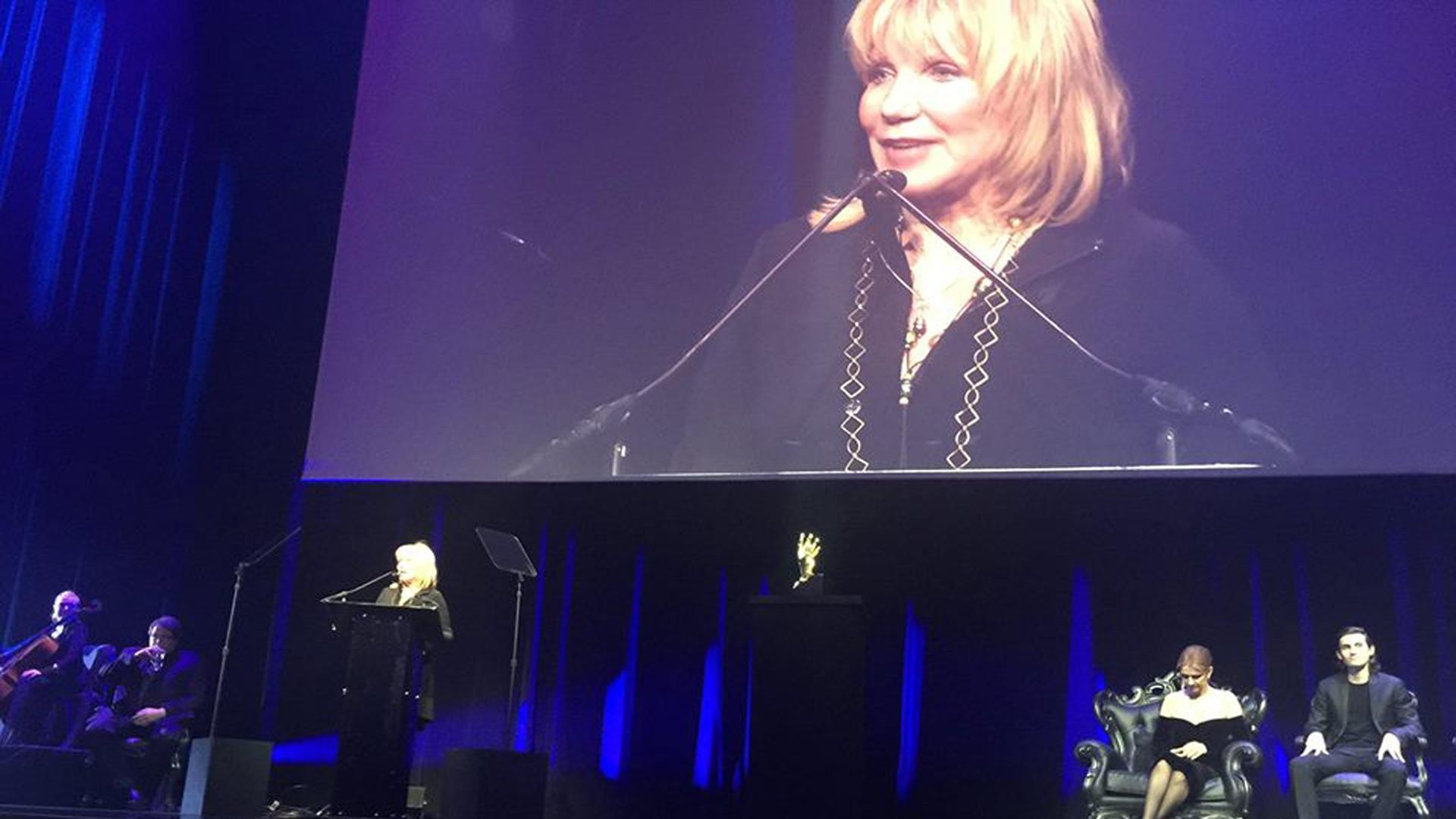 Linda Smith - speaking